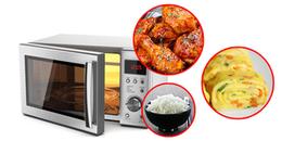 12 loại thực phẩm tuyệt đối đừng hâm nóng bằng lò vi sóng nếu không muốn 'rước bệnh' vào người