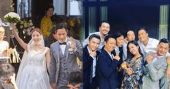 yan.vn - tin sao, ngôi sao - Dàn sao TVB cùng tụ họp tại đám cưới đẹp như cổ tích của Trịnh Gia Dĩnh tại Bali