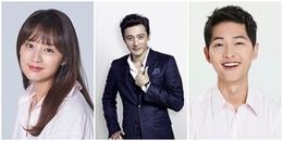 Phim mới của Song Joong Ki công bố dàn cast chính thức toàn sao khủng khiến CĐM xôn xao