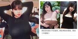 CĐM xôn xao khi nữ sinh Hải Dương lên báo Đài Loan, được ví có thân hình như... Dương Quý Phi?
