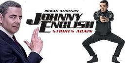 Mr Bean trở lại với phần thứ 3 của bom tấn điệp viên siêu hậu đậu Johnny English Strikes Again!