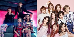 yan.vn - tin sao, ngôi sao - 3 nhóm út nữ của Big 3: BLACKPINK, RED VELVET ngày càng nổi tiếng, TWICE lại có dấu hiệu tụt dốc?