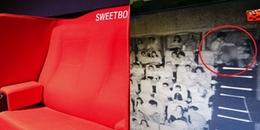 Làm tình trên ghế Sweetbox: Khi sự riêng tư đi quá giới hạn