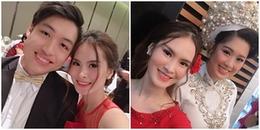 yan.vn - tin sao, ngôi sao - Chị gái vừa lên xe hoa, con trai hot boy Hồng Vân cũng đang hẹn hò với bạn gái ca sĩ