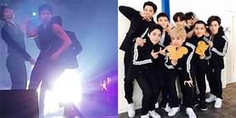 yan.vn - tin sao, ngôi sao - Antifan đã đáng sợ, fan cuồng của EXO còn đáng sợ hơn khi liên tục chiếu laser vào các thành viên