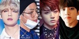 Những lần hiếm hoi để lộ mặt mộc của dàn 'nam thần' trong nhóm BTS
