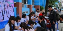 TP.HCM: Các thí sinh đổ về làm thủ tục nhập học đại học