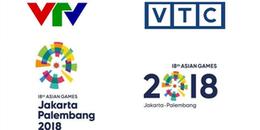 VTV chính thức được quyền tiếp sóng ASIAD 18 từ VOV