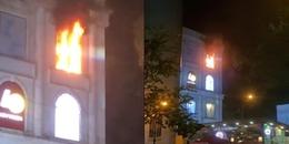 Sau màn khói đen ở Landmark 81, dân tình tiếp tục hốt hoảng tin cháy Diamond Plaza