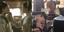Hoàng hậu - Anh Lạc tình từ phim ra tới ngoài đời: Chúc mừng sinh nhật cũng phải đặc biệt khác người
