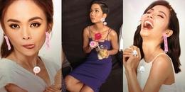 Mâu Thủy khiến fan 'không nhặt được mồm' với ảnh 'dìm hàng' bộ 3 Hoa hậu Hoàn vũ Việt Nam