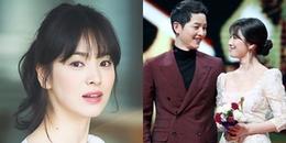 """Song Joong Ki lên báo khen vợ đẹp, fan phẫn nộ: """"Vợ anh mà xấu thì cả thế giới là quỷ rồi!"""""""