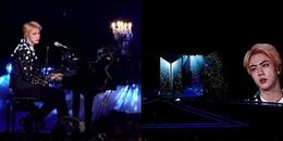 Mở tour diễn quốc tế, Jin (BTS) khiến A.R.M.Y mê mệt với màn trình diễn 'Epiphany' nuột như nuốt đĩa