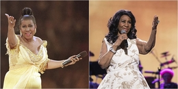 Nữ hoàng nhạc soul - Aretha Franklin qua đời sau thời gian chống chọi với ung thư