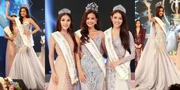 Những khoảnh khắc đăng quang Hoa hậu Siêu quốc gia 2018 đáng nhớ của Ngọc Châu