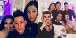 Phùng Ngọc Huy đi dự tiệc cùng 'người yêu tin đồn' sau khi xin lỗi vì bỏ rơi mẹ con Mai Phương