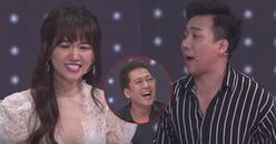 Trường Giang cười hả hê khi Trấn Thành mỉa mai khả năng sử dụng tiếng Việt của Hari Won