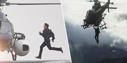 Tom Cruise gây bàng hoàng với cú nhảy dù kinh điển từ độ cao gấp đôi ngọn núi cao nhất Việt Nam!