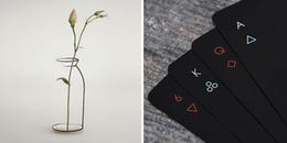 'Phát cuồng' với những đồ dùng thiết kế tối giản: Khi vẻ đẹp sang trọng đến từ sự giản đơn tinh tế
