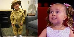 Chỉ mới 4 tuổi nhưng bé gái này làm cả thế giới phải bái phục vì trí nhớ siêu phàm