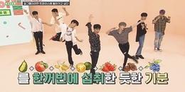 Clip hài: B.I bị 'vạch mặt' là fan cuồng của Dahyun và Seulgi, iKON cover 'Red Flavour' cực lầy lội