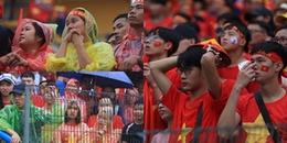 Muôn vàn cảm xúc của CĐV sau trận Việt Nam - Hàn Quốc, mặc trời mưa tiếng hò reo vẫn không dứt