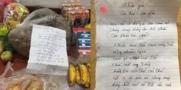 """Bà nội """"bá đạo"""" gửi đồ lên cho con trai và con dâu kèm cảnh cáo """"không được ăn của cháu tao"""""""