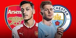 22h00' ngày 12/8/2018, Arsenal vs Man City: Pháo thủ thách thức 'nhà vua' nước Anh!