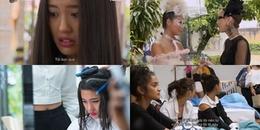 Loạt drama đầu tiên: Thanh Vy khóc thét vì bị xởn tóc, xung đột nhà chung cực căng thẳng