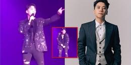Phút xấu hổ muốn 'độn thổ' của Seungri (Big Bang) trên sân khấu vì lỡ quên kéo khóa quần