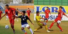 Bị Myanmar cầm hòa, U16 Việt Nam chia tay giải Đông Nam Á ngay từ vòng bảng