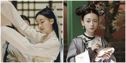 'Diên Hi công lược' chưa kết thúc, nữ chính Ngụy Anh Lạc đã tung tạo hình phim mới