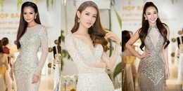 Đúng như dự đoán, Trương Mỹ Nhân - Ngọc Châu vào top 15 Miss Supranational Vietnam 2018