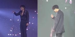 Đời Chanyeol chưa bao giờ hết buồn: Kai làm gãy mic nhưng tội lỗi lại đổ hết lên đầu Chanyeol