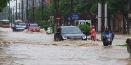 Bão số 4 tiến gần Hải Phòng -Thanh Hoá, có khả năng mạnh thêm và gây mưa rất to ở miền Bắc