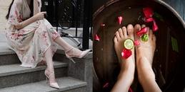 Bí kíp để giày cao gót không còn là nỗi ám ảnh với đôi bàn chân