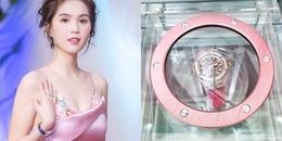 Hết màn shopping 4 tỷ, Ngọc Trinh tiếp tục chi mạnh tay để 'tậu' chiếc đồng hồ