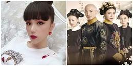Hoa hậu Hương Giang bắt chước lối make-up trong Diên Hi Công Lược