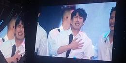 Fan Kpop xúc động khi thấy Eunkwang (BTOB) khóc nức nở tại concert cuối cùng trước khi nhập ngũ