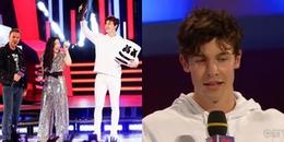 Sốc: Hóa ra DJ bí ẩn nhất thế giới Marshmello chính là... Shawn Mendes?