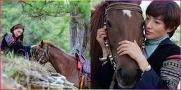 Mải mê quay phim, Yaya Trương Nhi bị ngựa quật ngã chấn thương, bất tỉnh 5 tiếng