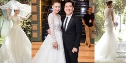 Đâu sẽ là bộ cánh Nhã Phương chọn cho ngày cưới với Trường Giang?