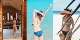 Hot girl Việt thi nhau 'thả dáng' trong những bộ bikini vô cùng nóng bỏng, quyến rũ