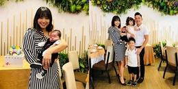 yan.vn - tin sao, ngôi sao - Vợ chồng Hải Băng -Thành Đạt tổ chức tiệc đầy tháng cho con trai