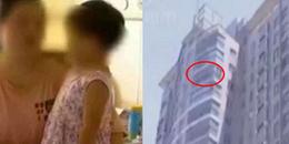 Kỳ tích bé gái 2 tuổi rơi từ tầng 17 xuống đất, tự đứng dậy và đi vào nhà bình thường