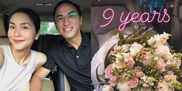 yan.vn - tin sao, ngôi sao - Tăng Thanh Hà được chồng đại gia tặng quà gì nhân ngày kỉ niệm 9 năm yêu nhau?