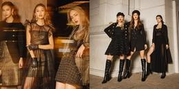 Điều gì sẽ xảy ra khi bộ 3 fashionista Quỳnh Anh Shyn - Phí Phương Anh - Châu Bùi 'chạm trán'?