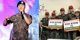 Chỉ có thể là Daesung: Đi hát sự kiện lễ hội, Daesung và đồng đội giành ngay giải nhất tài năng