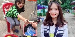 Hot: Đã tìm ra danh tính của nữ sinh 10X bán ổi ven đường ở Hà Giang hot nhất cộng đồng mạng