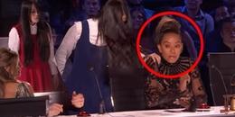 Quá đáng sợ, tiết mục của 'Cô gái quỷ ám' Sacred Riana bị America's Got Talent cắt ngắn gây hụt hẫng